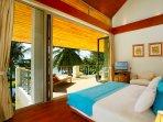 Baan Taley Rom - Tropical bedroom outlook