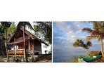 Native bungalow and the sea view just a walking distance