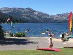 Tahoe Donner Marina