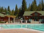 Trout Creek Recreation Center Main Pool