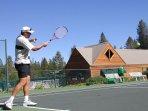 Tahoe Donner Tennis Center