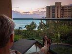 Balcony Ocean View