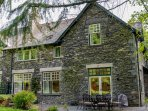 This luxurious character property close to Windermere Lake and 2 miles from Ambleside.
