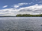 You'll have easy access to swimming, boating, fishing & more on Grindstone Lake!