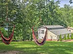 For a relaxing retreat, book this North Carolina vacation rental cottage!