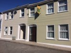 Erneside Townhouses, Kilconny, Belturbet, refreshed colours 2017!