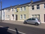 Erneside Townhouses, Kilconny, Belturbet, refreshed colours 2017! Adequate car parking at the front.