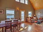 Boasting a combined 3,200 square feet of living space and private mountain-view pool, this retreat is excellent for...