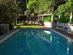 Our secluded and private pool   Tranquillity in Nature