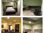 Additional basement space for an additional cost. Rent this Basement on its own - Just ask!