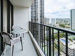 Condo Lanai With Mountain Views