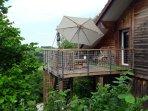 Gite au figuier - studio duplex ARBOIS