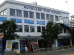 The iconic Auckland Fish Market is only 5 minutes away