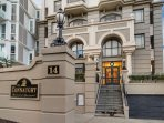 The Connaught is a private boutique complex
