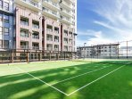 Tennis Court is available to all residents
