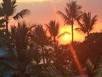 Famous Kona Sunsets