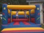 Bouncy castle Thursday! Every Thursday.