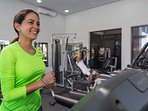 Start a healthy day at the Gold Coast Clubhouse deluxe gym