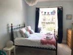 Bedroom 2 (lower floor double)