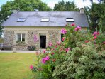 Heart of Brittany - Sleeps 6- Saint Emilion Braz, Plevin Near Carhaix Plougher