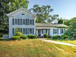 NEW! 4BR Southfield 'Historic McDonnell House'