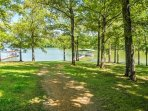 An unforgettable lake retreat awaits you at this 5-bedroom, 2-bathroom vacation rental house situated right on Kentucky...