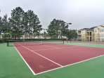 The resort-style amenities of Windsor Palms include a basketball court, tennis court, beach volleyball court, fitness...