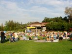 Ironstone Winery near Murphys hosts big-name entertainers in summer