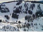 Bear Valley Ski Resort at Mt. Reba is family-friendly fun