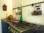 Cook your own dishes in this full equipped kitchen