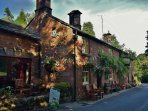The Ship Inn - a quick stagger away