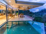 Amazing Contemporary Home with Infinity Pool with stunning Ocean Views