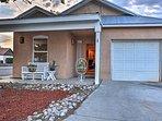 Plan your next New Mexico escape to 'Casa Sarah,' a 2-bedroom, 2-bathroom vacation rental house in Albuquerque.