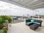 Balcony outdoor furniture