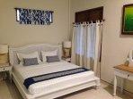 Seminyak Hideaway Superior King bedroom