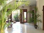 Seminyak Hideaway Villa Bima lobby