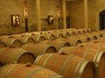 chais, dégustation, visite, histoire, vin, vitraux, tonneaux, authentiques, oenotourisme, bon vin.
