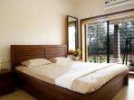 Garden view rooms