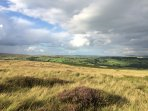 Baildon Moor .. a great walk with 360% views