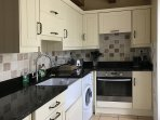 Recently re-fitted kitchen