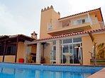 amazing canary style villa in tenerife