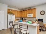 Equipped Modern Kitchen