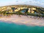 Oceania - beach view