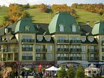 Village at Blue Mountain are located close to skiing, shopping and dining