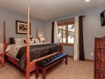 You'll love retreating to any of the home's 3 master suites!