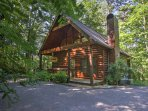 Explore Sevierville from this peaceful 1-bedroom, 1-bath vacation rental cabin, just a short drive from Pigeon Forge...