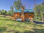 This lovely 3-bedroom, 2-bathroom Virginia vacation rental cabin located inside the Shenandoah Valley Area is the...