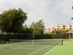 Crane Tennis Court