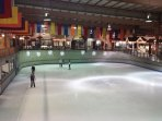 Ober Gatlinburg Skating rink