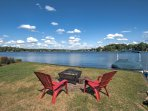 Escape to Benton Harbor in this 4-bedroom, 2-bathroom waterfront vacation rental home.